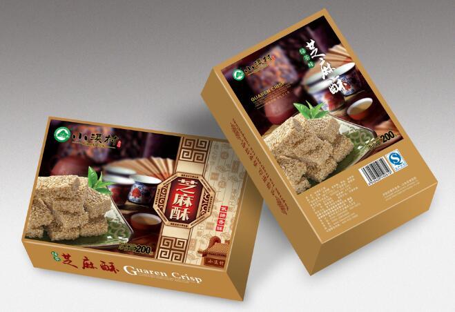 饼干包装设计相关图片