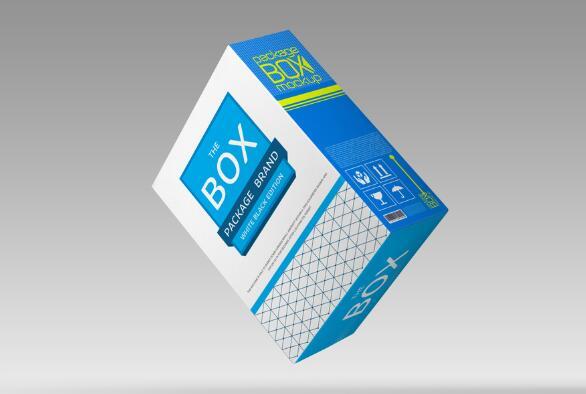 创意包装设计展开图图片相关图片